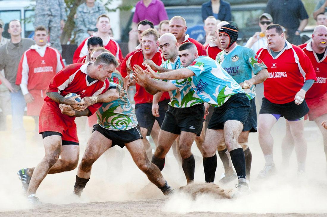 Règles du rugby : les bases